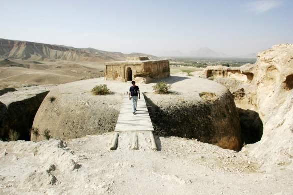 afghanistan-stupa